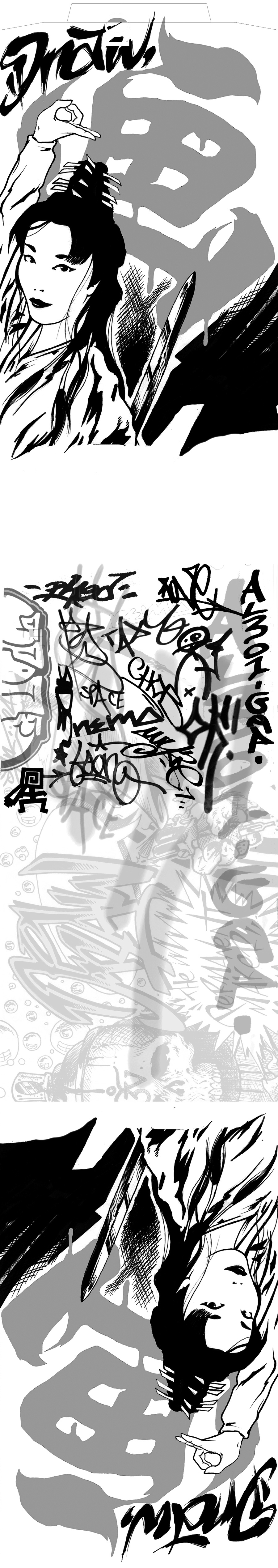 GRAFFITI 1 RETRO